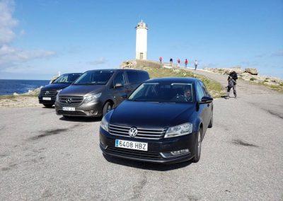 Transfer Galicia: A Coruña - Torre de Hércules