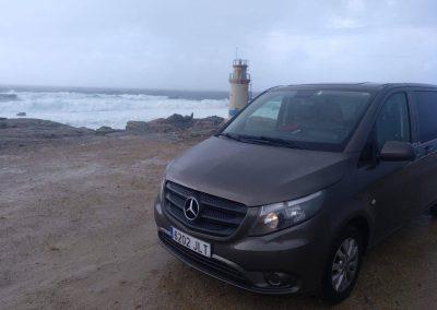 Transfer Galicia: Playa Galicia