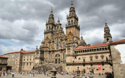 Visita Real por Santiago de Compostela