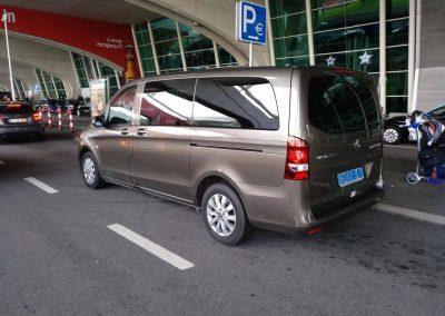Taxi de Santiago a Oporto