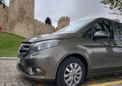 taxi de santiago a tui con 5, 7 y 9 plazas